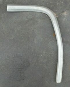 1968 1969 Ford Torino Gt Rh Passenger Rear Fender Extension Trim Molding