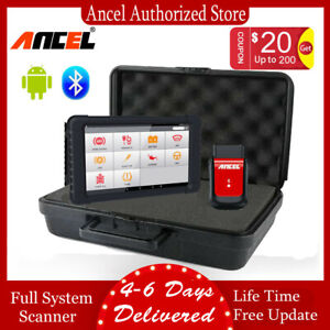 Ancel Obdii Car Diagnostic Tool Wifi Odb2 Automotive Scanner Tablet Full Systems