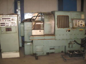 Mori seiki Tl2 Cnc Lathe Turning Center 1979 Yasnac 2000b