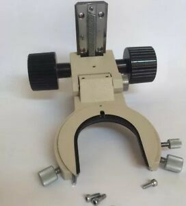 Olympus Imt 2 Microscope Condenser Carrier With Hardware