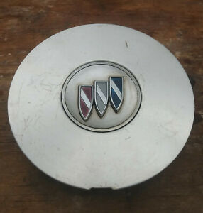 Buick Regal Center Cap 1997 2000 Part Number 10254321 02 Machined