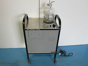 Allied Healthcare Products Inc Suction And Pressure Machine Model 3810
