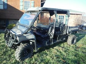 2013 John Deere Gator Xuv 825i 4x4 4 seater 52hp Gas Camo Utility Vehicle Utv