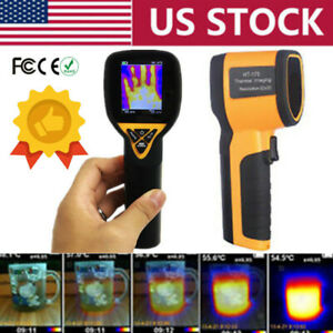Handheld Thermal Imaging Camera Infrared Thermometer 32 32 Gun 20 To 300 Usa