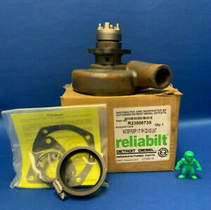Detroit Diesel R23506735 Water Pump 1 71 Rh Cs N s Unit