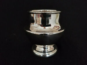 Vintage Poole Silver Co Container 1030 In Excellent Condition