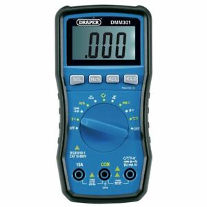 Draper Automotive Digital Multimeter 41822