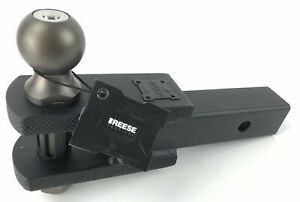 Reese Tactical Hitch Clevis Utility Mount Heavy Duty Tow Strap recovery New