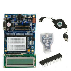 Psoc 1 With Miniprog Eval Kit Cypress Semiconductor Cy3210 psoceval1