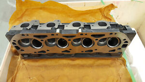 454 Chevy Cast Iron Cylinder Head
