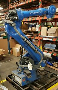 Motoman Mh225 With Dx200 Controller Lightly Used