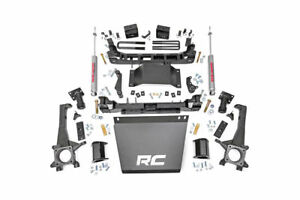 Rough Country 6 inch Suspension Lift Kit For 05 15 Toyota Tacoma 4wd