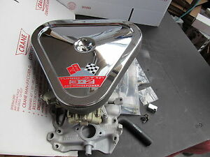 68 69 Corvette 427 Complete Tri power Dated System 427 400hp 3x2 Intake