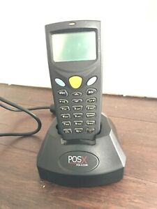 Pos x Xt50 Wireless Barcode Scanner Portable Data Terminal Inventory Control
