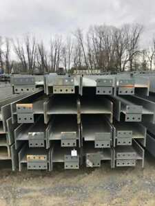 18 Steel Beams Wide Flange H Beam W18 X 76 Bridge I Beams