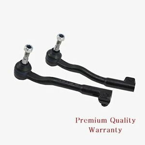 New Outer Tie Rod End Left Right For Bmw E39 540i M5 Premium 723 724 2pcs
