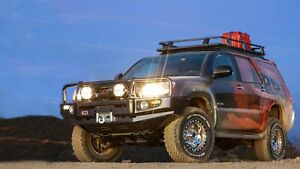 Arb 3421530 Deluxe Offroad Winch ready Bull bar Bumper For 03 05 Toyota 4runner