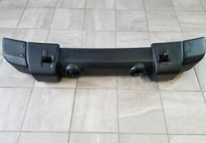 2007 2018 Jeep Wrangler Jk Front Bumper Complete With Tow Hooks Stubby Kit