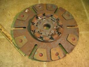 International 1566 1568 1586 3788 Clutch Disc 67736 Bmd