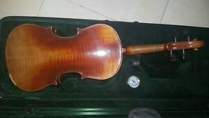 Violin 4 4 Copie Stradivarius Made In Germany Circa 1900 1910