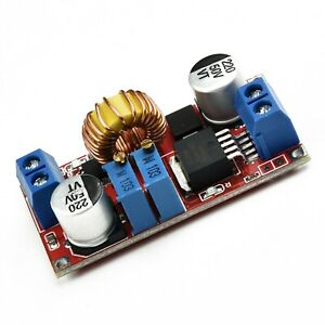 5a Dc dc Constant Current Voltage Regulator Buck Step Down Converter 4 38v
