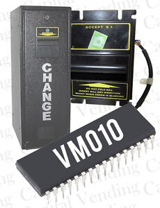 Dollar Bill Acceptance 1 20 Eprom Chip For Vm010 Change Time Coin Changers