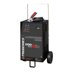 Schumacher Electric Psw 2035 Wheeled Batt Charger 35 2 Amp Charge 200 Amp Boost