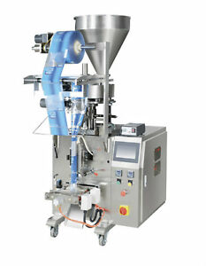 Bap Vertical Form Fill Auger Packaging Machine 2 Oz To 12 Oz Coffee Powder