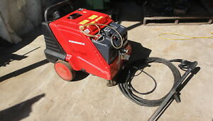 Advanced Steam Cleaner Hot Pressure Washer 115 Volts Hotsy Landa Alkota Excellen
