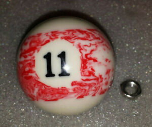 New 11 Marbled Pool Ball Shifter Knob Gm Ford Chevy Hot Rods Trucks Custom Thd