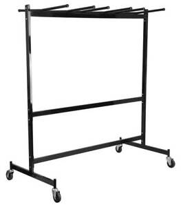 Chair And Table Combo Dolly In Black id 3806412
