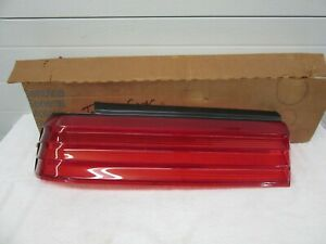 Nos 1991 1992 Chevrolet Corsica Lt Sedan Rear Lh Tail Lamp Lens Gm 16516293 Dp