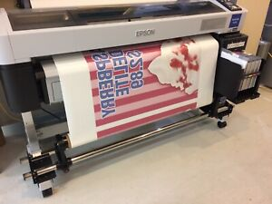 44 roll Take Up System For Epson Mutoh Mimaki Ink Jet Printers Wide Format