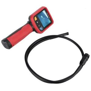 Ut665 2 4in Lcd Display Industrial Endoscope Inspection Camera 20mm 100mm Gss