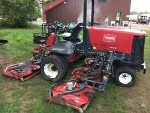 Toro 4700 Rotary Mower 05 5798 Hours