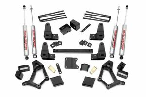 Rough Country 4 5 Inch Suspension Lift Kit For 86 95 Toyota Pickup 4wd