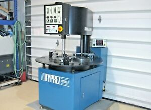Hyprez Engis 28 Lm Lapping Machine Lapper Polisher 3 12 Rings Plate 28lm230 Vp