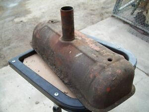 Allis Chalmers B Or C Tractor Valve Cover