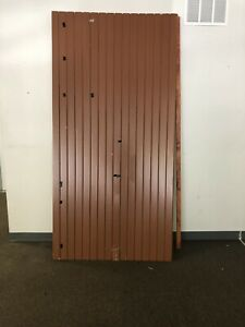 15 Count 8ft By 4ft Slatwall Panel 50 Each negotiable