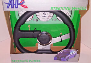 New Apc 5 Bolt 3 Spoke Steering Wheel Street Rod Racing 506076 Vintage Car Parts