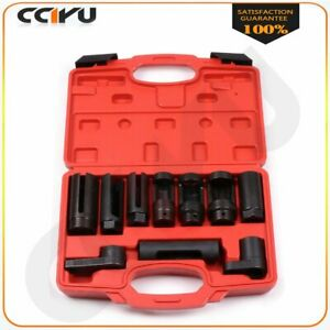 Sensor Socket Kit Sensor Oil Pressure Sending Unit Socket Set 10pcs New