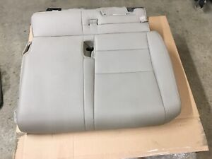 2011 17 Honda Odyssey Rear Third Row Driver Seat Lower Cover Beige Yr400l