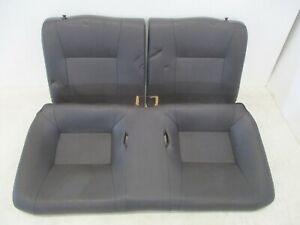 2000 2005 Toyota Celica Rear Back Seat Assembly Leather