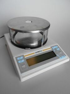 Used Sartorius Scale See It Running 0 001 To 120g 0 002 To 240g Lc 621 p