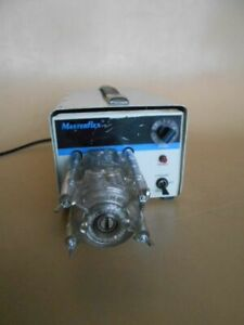 Used Cole Parmer Pump With Pump Head 7520 00 Automatic Markdown