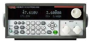 New Keithley 2380 120 60 Programmable Dc Electronic Load 120v 60a 250w