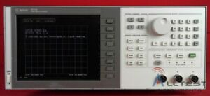 Agilent 8757d With Lcd Hp 8757d With Lcd Scalar Network Analyzer Alltest
