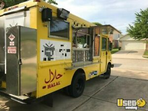 Chevy Food Truck Mobile Kitchen For Sale In Texas