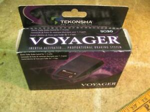 Tekonsha Voyager 9030 Inertia Activated Proportional Braking System Controller