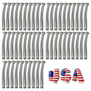 50pcs Us Dental 2 Hole Clean Head System High Speed Handpiece Turbine Fit Nsk B2